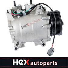 A/C Compressor & Clutch for Acura RSX 2002-2006 Honda Civic 2002-2005 2.0L I4