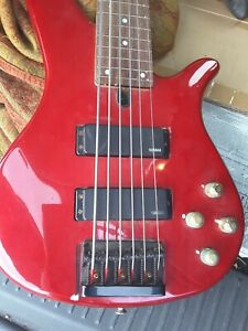 Yamaha RBX765A Active Bass Converted To 6 String Fretless
