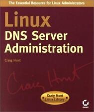 Linux DNS Server Administration (Craig Hunt Linux Library)-ExLibrary