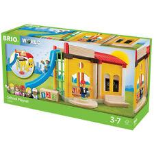 BRIO School Playset