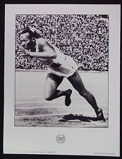 OLYMPIC  POSTER - JESSE OWENS - RUNNING - Track & Field