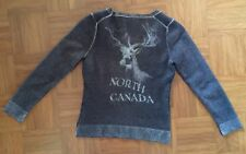 PRINCESS goes Hollywood: STRICKJACKE super weiches 100% Cashmere,North Canada,XS
