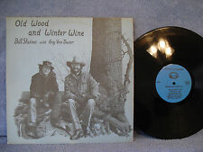 Bill Stains & Guy Van Duser, Old Wood And Winter Wine, Mineral River MRR 1004