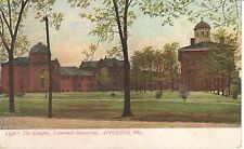1909 The Campus, Lawrence University in Appleton, WI Wisconsin PC