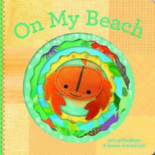 On My Beach (Felt Finger Puppet Board Books), Good Condition Book, Sara Gillingh