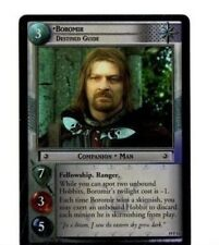 LORD OF THE RINGS LOTR TCG AE AGES END 19P13 BOROMIR, Destined Guide CARD