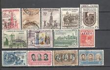 S2180 - COLOMBIA 1955 - LOTTO AEREA EMESSI DEL PERIODO - VEDI FOTO