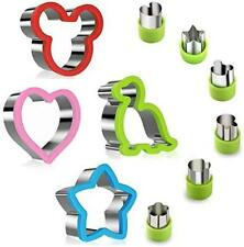 More details for 6 piece cookie cutters