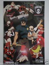 SDCC Comic Con 2013 EXCLUSIVE - Axe Cop FOX Animation Domination poster