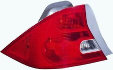 2001-2003 Honda Civic Coupe New Left/Driver Side Tail Light Assembly