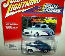 Jl 1/64 willys gassers J.C. Hudgins 1941 Willys Coupe