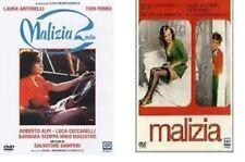 Dvd MALIZIA + MALIZIA 2000 - (1973) 2 Film *** Laura Antonelli *** ......NUOVI
