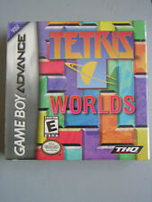 GAME BOY ADVANCE TETRIS  NUOVO