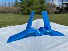 Ice Blue Paintball Gun Stand from The Paintball Experience