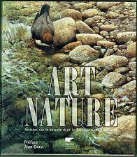 Art & Nature, artistes sur le Terrain dans le Parc des Ecrins, d'Alibert à Stern