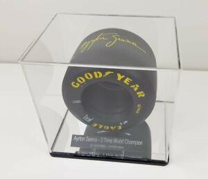 1/5th Ayrton Senna Tyre Display Handmade Custom