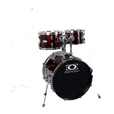 Fusion Drum Set - Red Wine Drum Craft DC803023 Series 3  PLEASE READ LSITNG