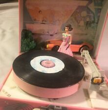 Vintage Rare Barbie Sockhop Music Box