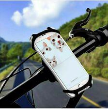 Soporte Móvil Silicona Moto o Bicicleta