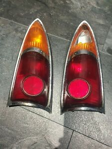 FORD ZODIAC MK3 ZEPHYR REAR TAIL LIGHTS PAIR BUTLERS 213