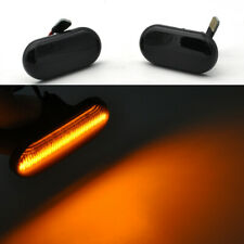 2x Dynamic Sequential Flow LED Side Marker signal Light For Opel vivaro 2001 up