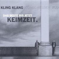 """KEIMZEIT """"KLING KLANG ,COMIC-HELDEN"""" CD NEUWARE"""