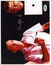 CHRISTOPHER LEE Hand Signed PSA DNA COA 8x10 Photo Autographed Authentic