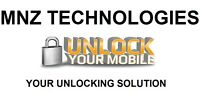 Unlock Code Bell Virgin Canada Sony Xperia Z5 Z3 M4 aqua E2306 Alcatel All Model