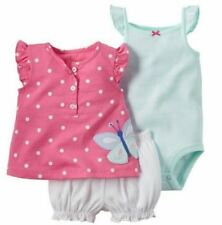 Carter's Fashionable Baby Romper set 3 pcs