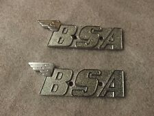 BSA A65 A70 1970-72 W23 OIF Tanque insignias