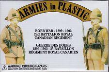 CLOSEOUT! Armies in Plastic Boer War 2nd Battalion Royal Canadian Regiment 54mm