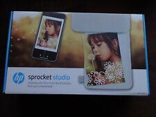 Hewlett-Packard (HP) - Sprocket Studio Fotodrucker / Mobiler Drucker *NEU&OVP*