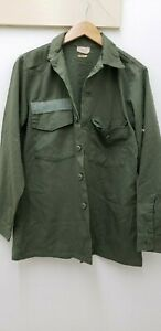 Military Issued Utility Shirt-U-15.5x33-82