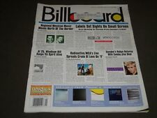 2001 JULY 21 BILLBOARD MAGAZINE - GREAT MUSIC ISSUE & VERY NICE ADS - K 621