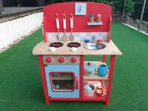 GREAT LITTLE TRADING CO Childs wooden kitchen bundle