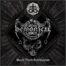 """DEMONICAL - Black Flesh Redemption  (12"""" MLP - BONE WHITE VINYL) MLP"""