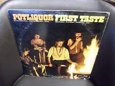 Potliquor First Taste LP vinyl Janus Records VG+