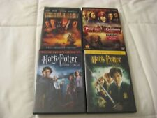 Harry Potter & Pirates of the Caribbean Dvds 4 movies included!