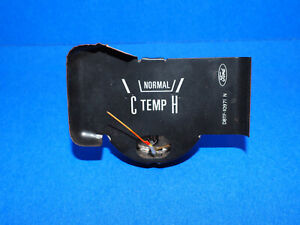 1973-1979 Ford F100 F250 F350 Water Temperature Gauge Genuine OEM D8TF-10971N