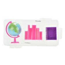 "3X/set Doll Globe Book Creative Blister Toy for 11""  Dolls Color Random ^P"