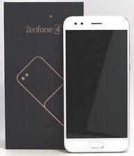 """Offene Box - Asus ZenFone 4 ze554kl 64GB (Fabrik Entsperrt) 5.5 """" 6GB RAM weiß"""