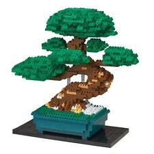 Kawada Nanoblock NB-039 Bonsai Pine Deluxe Edition 1130pcs