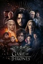 Game of Thrones Poster - Season 8 - Wall Art Home Decor - NEW - 11x17 13x19