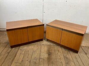 Pair of Vintage G Plan Gomme Teak Sideboard Units