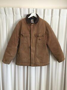 Carhartt coat, jacket.