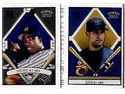 2003 Topps 205 Triple Folder BB Cards 1-100 (A1961) - You Pick - 10+ FREE SHIP