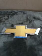 GM# 23236301 2016-2017 Chevy Chevrolet Silverado 1500 Front Bowtie Emblem - GOLD