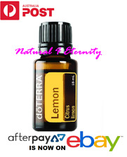 Doterra Lemon 15ml 100% Essential Oil Aromatherapy Certified Therapeutic Grade