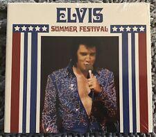 Summer Festival '72 de Elvis Presley | CD | état Neuf