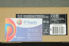 *New* Cisco SRP541W-E-K9 V01 Gigabit Ethernet WAN Router Wireless-N FXS FXO